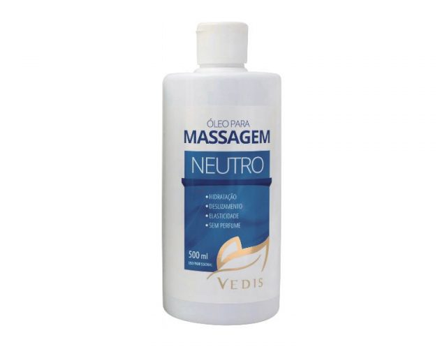 oleo de massagem